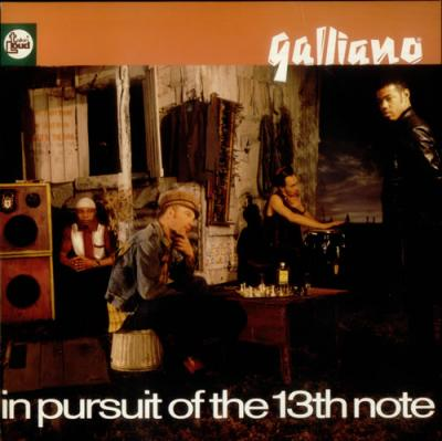 Galliano live at The Culture Series with Gilles Peterson